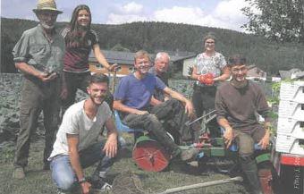 Bio-Gemüsehof Dickendorf Team